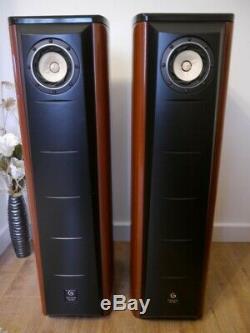 Gemme Audio Vivace v1, full range speakers, fostex, floorstanding speakers
