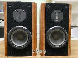 Infinity 5 Kappa Speakers Vintage Great Condition! Pair