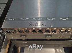 Infinity Irs Epsilon Speakers Pair Original + Boxes + Pristine S/n 295a/b