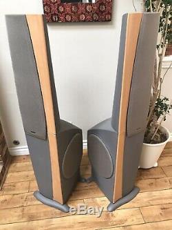 Infinity intermezzo 4.1t Floor-Standing 4-Way Speakers with Powered Subwoofers