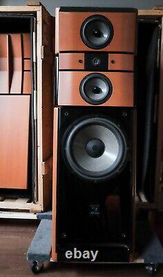 JM Lab Utopia Floor Standing Speakers Audiophile Focal Original Reference