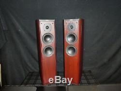 Jamo Classic 6 Audiophile Floor-standing Speakers Mint- Dynaudio Denmark