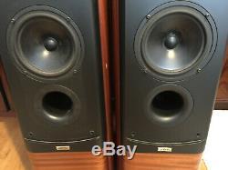 Jamo Concert 11 Danish High End Floorstanding Hi-Fi Speakers (150/200W)