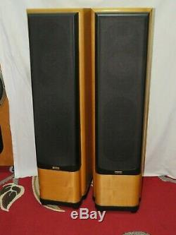 Jamo Concert 11 Hi End Floorstanding Speakers