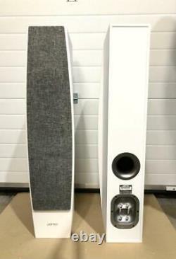 Jamo Concert 9 Series C 95 II Floorstanding Speakers White, Open Box