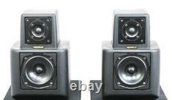 KEF 107 Reference Series Speakers Midrange/tweeter head