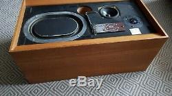 KEF Concerto Speakers Retro Vintage Hi-Fi 70s Floor Standing loudspeakers
