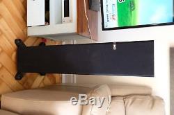 KEF Q500 Floorstanding Speaker Black