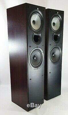 KEF Q55 Floor Standing Speakers 6 Ohm, 10-150W, Uni-Q Drivers FREE UK DELIVERY