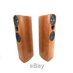 KEF Q5 HiFi 2.5-Way Bass-Reflex Floor Standing Speakers (Pair) inc Warranty