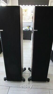KEF Q900 floor standing speakers