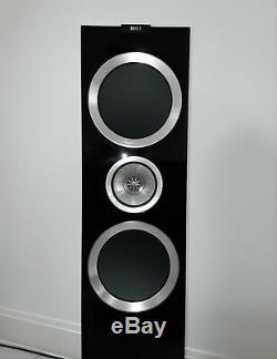 KEF R900 Floorstanding Speakers 2 Months old
