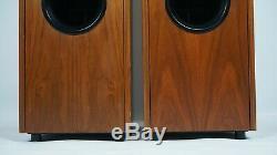KEF Reference Series Model 104/2 Floorstanding Speakers T33 B200 B110