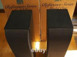 KEF Reference Series Model One floor standing Hi-Fi speakers