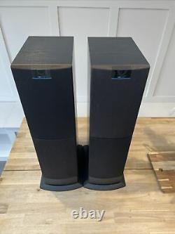 KEF UNI-Q speakers Q30 Floor standing HIFI Speakers Black Can Send Shiply