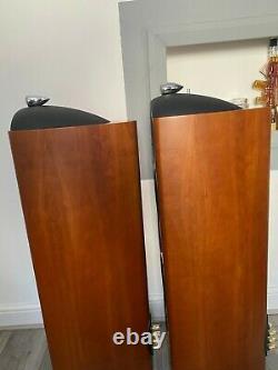 Kef 203 Reference Cherry Speakers Floorstanding Speakers Hi-end