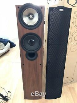 Kef Iq50floor standing speakers