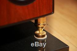 Kef Kent Engineering & Foundry R109 Speakers S/n 73a/b Boxes/manual