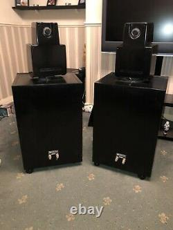 Kef floor standing speakers 105 Series 2