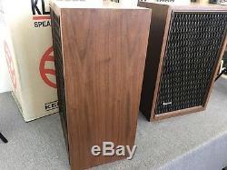 Kenwood KL-7080 5-Way 6 Driver FLOOR STANDING SPEAKERS FREE SHIPPING