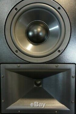 Klipsch Epic Cf-2 Cherry Floorstanding Speakers