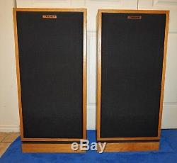 Klipsch Forte II 2 Floor Standing Hi-Fi Tower Home Audiophile Speakers