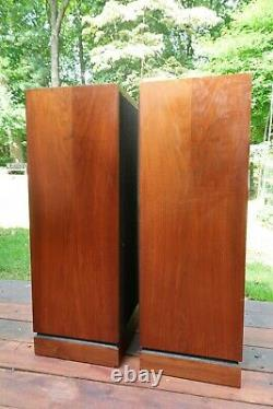 Klipsch Forte Speakers With Crites Upgrades Made in USA Tube Friendly