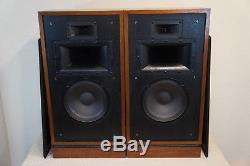 Klipsch Quartet Floorstanding Speakers