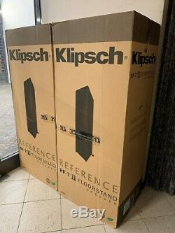 Klipsch RF-7 II 2 Floorstanding Speakers PAIR CHERRY