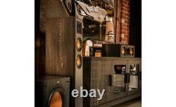 Klipsch RP-8000F Floorstanding 150 W Speakers Pair Walnut B-stock