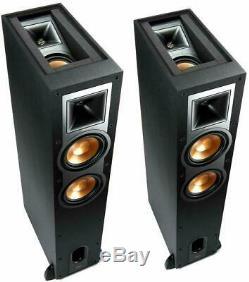 Klipsch R-26FA Dolby Atmos Floorstanding Speaker PAIR