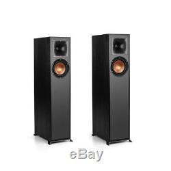 Klipsch R-610F Speakers (Pair) Audiophile Best Floorstanding Tower Stereo Home