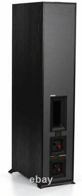 Klipsch R-625FA Dolby Atmos Floor Standing Speaker Black NEW