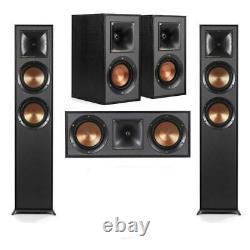 Klipsch R-625FA Dolby Atmos Floor Standing Speakers R-41M Speakers R-52c Speaker