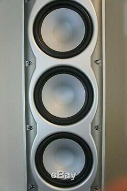 Klipsch Rvx54 Silver Floorstanding Speakers