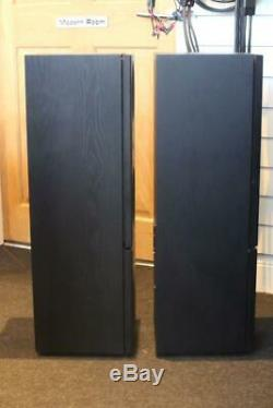 LINN KEOSA Floor standing Audiophile SPEAKERS In full Order with Manual