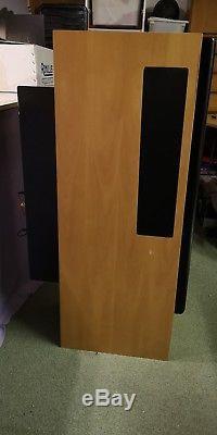 LUMLEY MONITOR Reference 2 Signature floor standing Speakers very rare