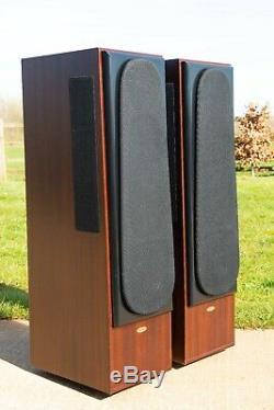 LUMLEY Reference II 2 Monitor MASSIVE FLOOR STANDING Speakers AMAZING £3.5K NEW