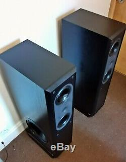 Legendary Acoustic Research Ar9 Hi-res Floorstanding Speakers