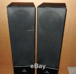 Linn Keosa Floorstanding Speakers Black Pair