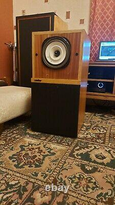 Lowther Acousta 90 style with PM6C Loud Speakers High end Audiophile Quality