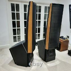 MARTIN LOGAN PRODIGY ELECTROSTATIC Floor standing stereo speakers