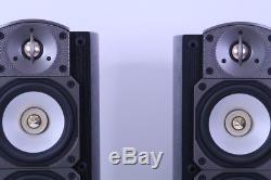 MINT Paradigm Reference Studio Series 60 V5 Speakers (Black)