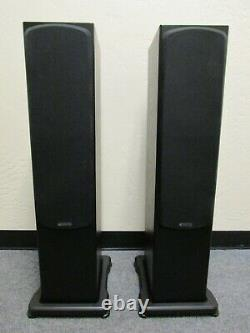MONITOR AUDIO SILVER RX6 FLOOR STANDING SPEAKERS PAIR With SPIKES & PLUGS RX 6