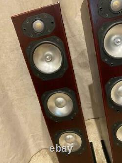 MONITOR AUDIO SILVER S8 Floor Standing Speakers Fully Working Superb Examples