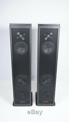 Magico A3 Floor Standing Speakers Audiophile / Original Crates