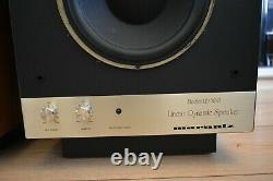 Marantz LD-300 Vintage Floor Standing Speakers