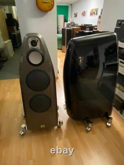 Marten Coltrane 3 Silver floorstanding speakers