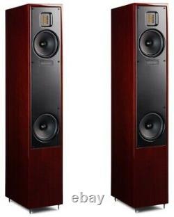 Martin Logan Motion 20 Floorstanding speakers New Cherrywood Save £600