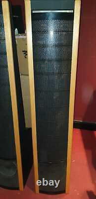 Martin Logan SL-3 Floorstanding Electrostatic Speakers Black NIN-0771